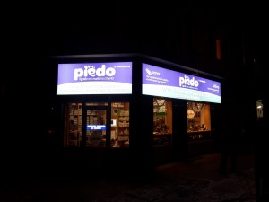 Реклама Piedo магазин за ортопедични обувки
