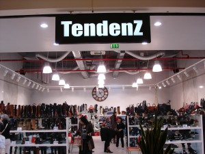 Tendenz shoes reklama